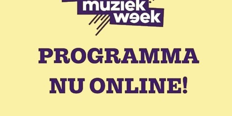 Programmering Kindermuziekweek 2019