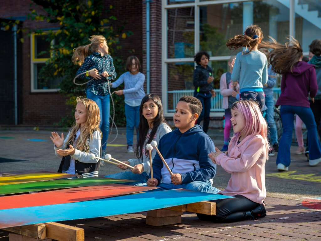 Structureel muziekonderwijs voor alle 1,6 miljoen basisschoolkinderen