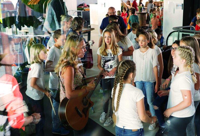 Méér Muziek in de Klas financiering voor muziekonderwijs