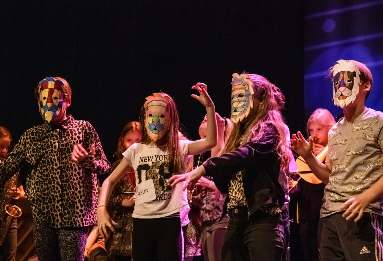 Audities Lang Leve de Muziek Wedstrijd
