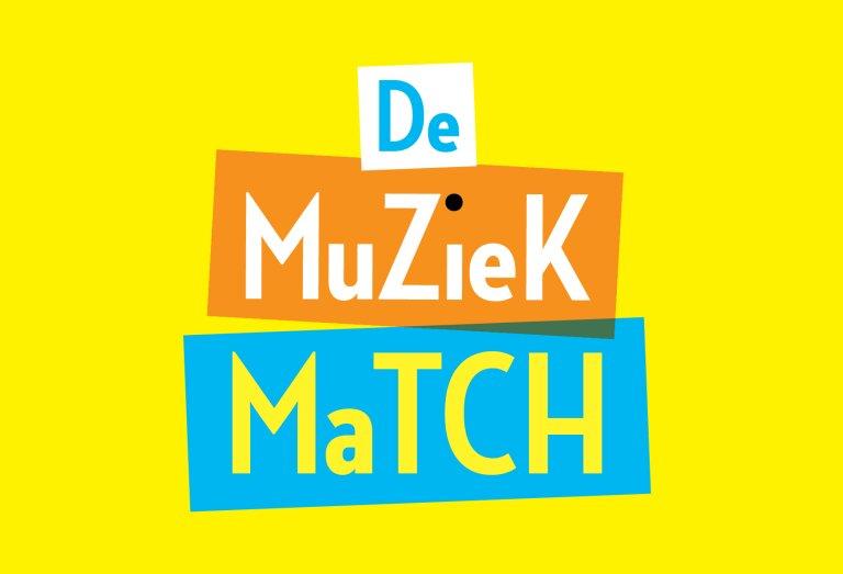 De MuziekMatch Méér Muziek in de Klas Lokaal