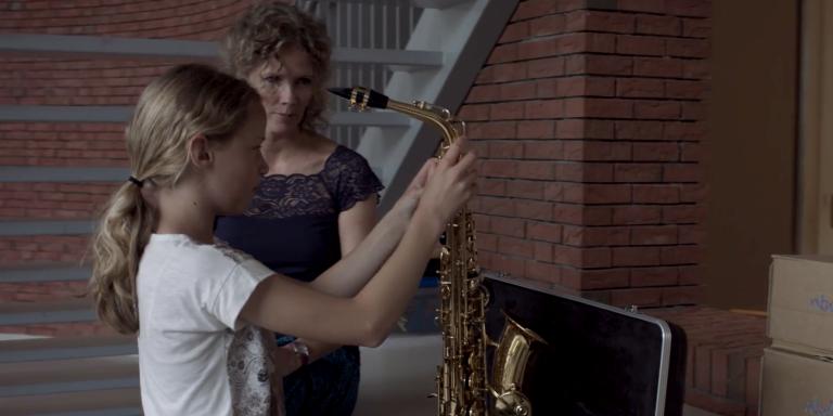 Bekijk wat 'vroege starter' OBS De Poolster met de Impuls muziekonderwijs mogelijk maakt