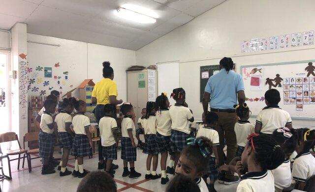 Tweede workshop Caribisch gebied 21 juni