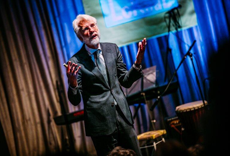 Erik Scherder Méér Muziek in de Klas Inspiratiesessie Groningen
