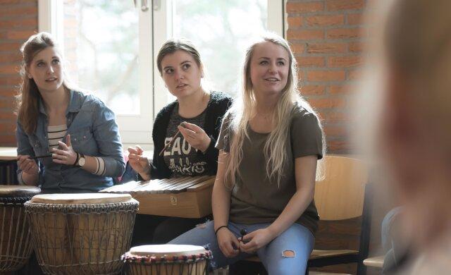 Pabo's maken gebruik van subsidieregeling Professionalisering muziekonderwijs