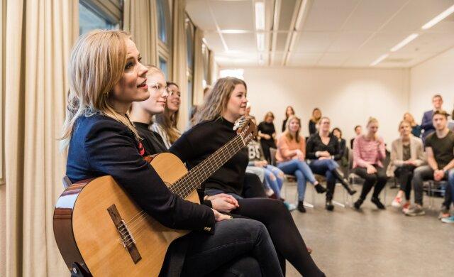 Tweede ronde Professionalisering Muziekonderwijs pabo's open