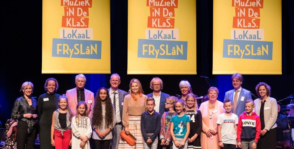 Provincie Fryslân gaat voor structureel muziekonderwijs