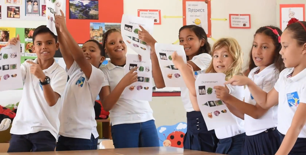 Gratis scholing Méér Muziek in de Klas in Curaçao, Aruba en Bonaire op 26 oktober t/m 5 november