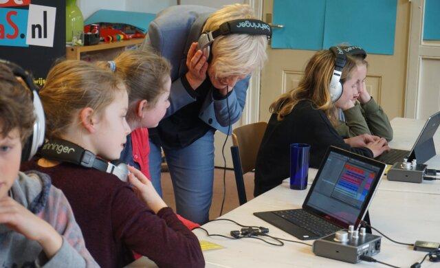 Vijf scholen door naar finale 'Digitaal Componeren' in Het Concertgebouw