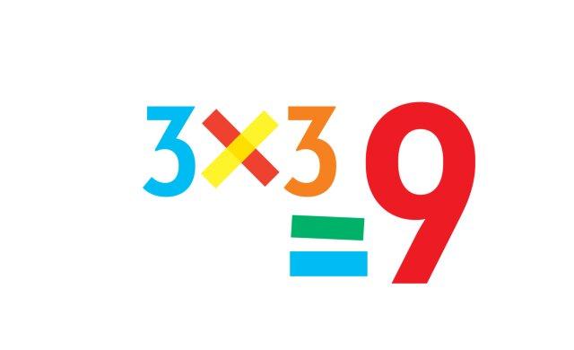 Symposium 3x3=9