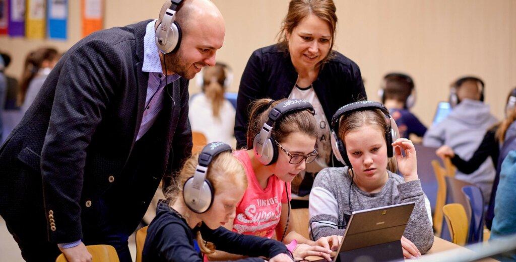 Podcast: In gesprek met Méér Muziek in de Klas