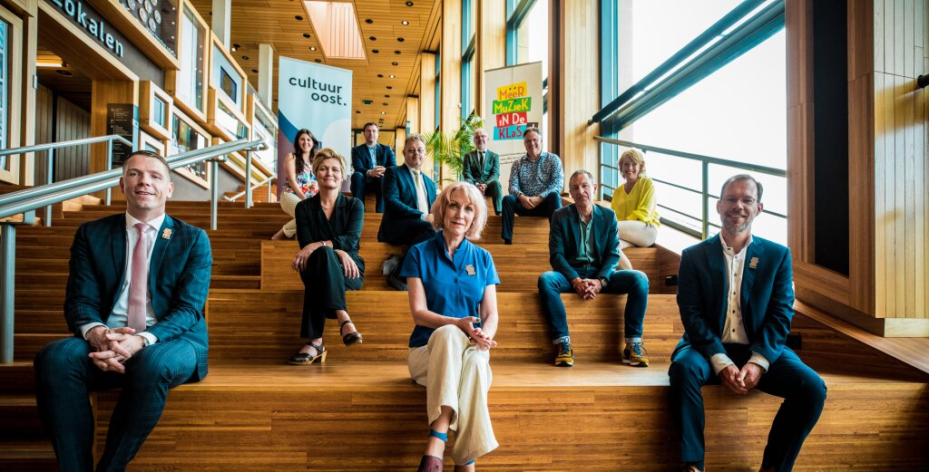 Online talkshow 'Muziekonderwijs in Gelderland'