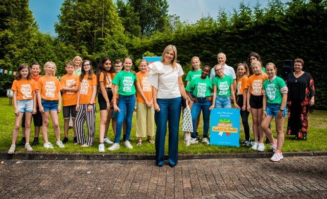 Koningin Máxima aanwezig bij ondertekening MuziekAkkoord Hoeksche Waard
