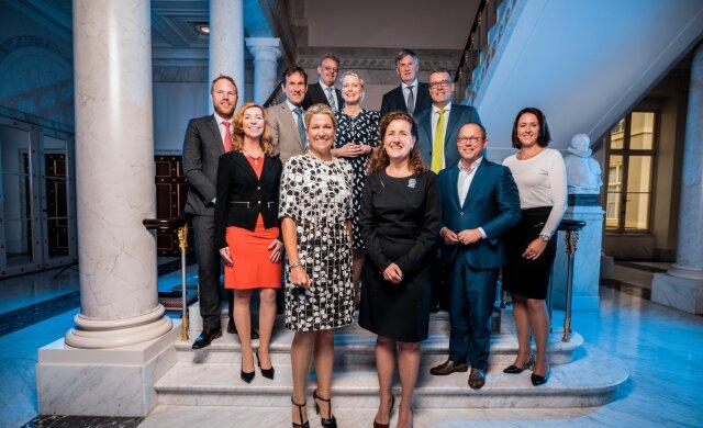 Werkconferentie Méér Muziek in de Klas met Koningin Máxima, minister en gedeputeerden