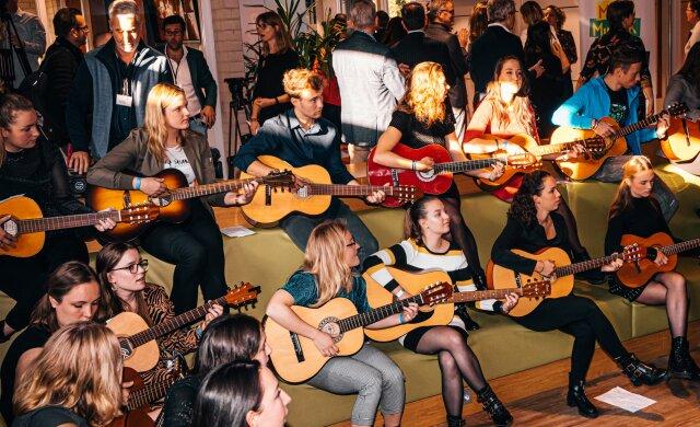 Vier op 7 oktober het MuziekopleidersAkkoord mee!