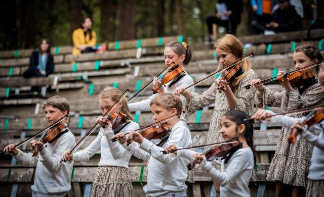 Structureel muziekonderwijs voor Stichtse Vecht en al haar leerlingen