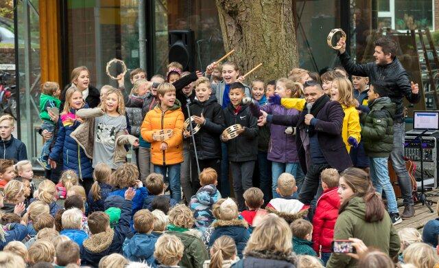 Groningen organiseert congres 'Wat klinkt daar in de klas'