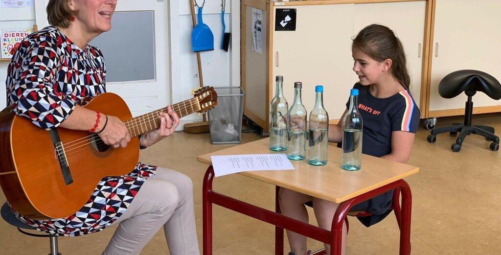 Interview met Marianne Dom van 't Spijker, groepsleerkracht in het speciaal onderwijs