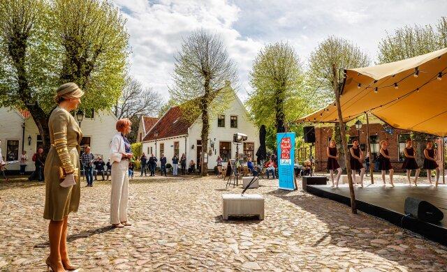 Aftermovies: Koningin Máxima bij viering successen muziekonderwijs door heel Nederland