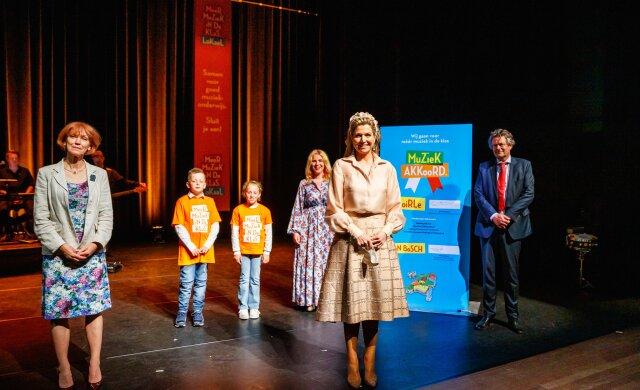 Binnenkort is een derde van de Brabantse basisscholen bezig met muziekonderwijs