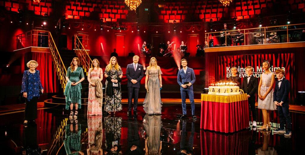 Kijk op zondag 16 mei naar de tv-uitzending 'Koningin Máxima; een leven vol muziek' van AVROTROS