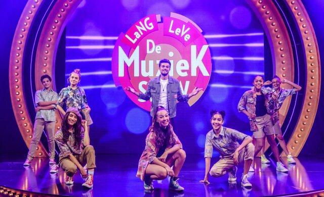 Lang Leve de Muziek Show is vanaf 31 oktober te zien op Zapp