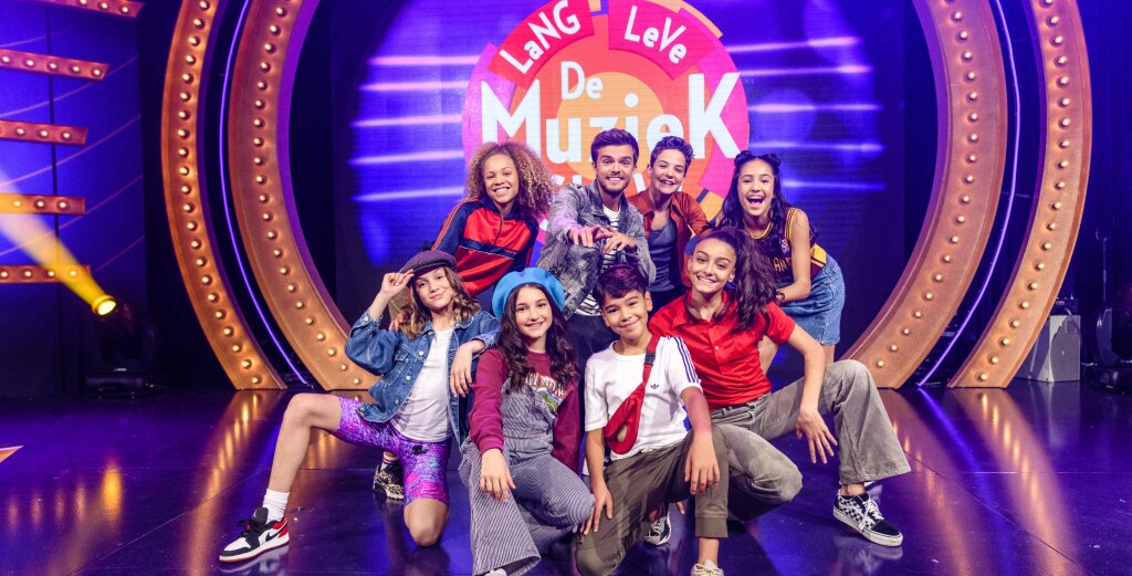 Deelnemende scholen Lang Leve de Muziek Show bekend