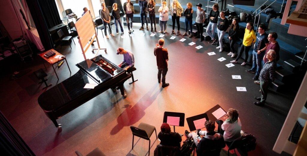 Landelijke professionaliseringsdag Gehrels Muziekeducatie