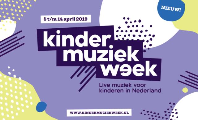 Eerste landelijke Kindermuziekweek!