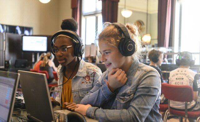 Digitaal componeren kan creativiteit én betrokkenheid stimuleren
