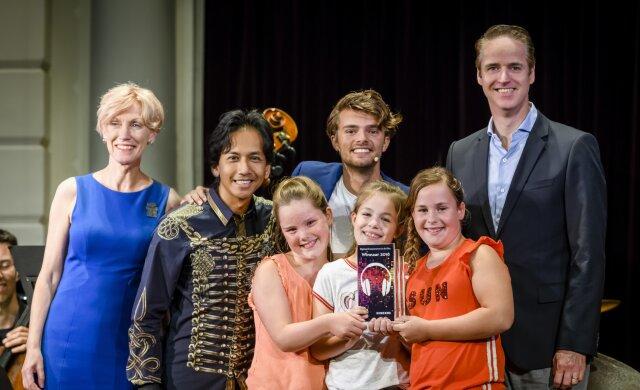 Basisschoolklas uit Nijkerk componeert 'Beste ringtone van Nederland'