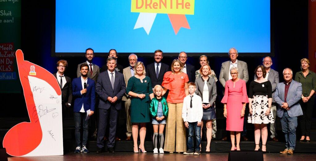 Blog door erevoorzitter Koningin Máxima